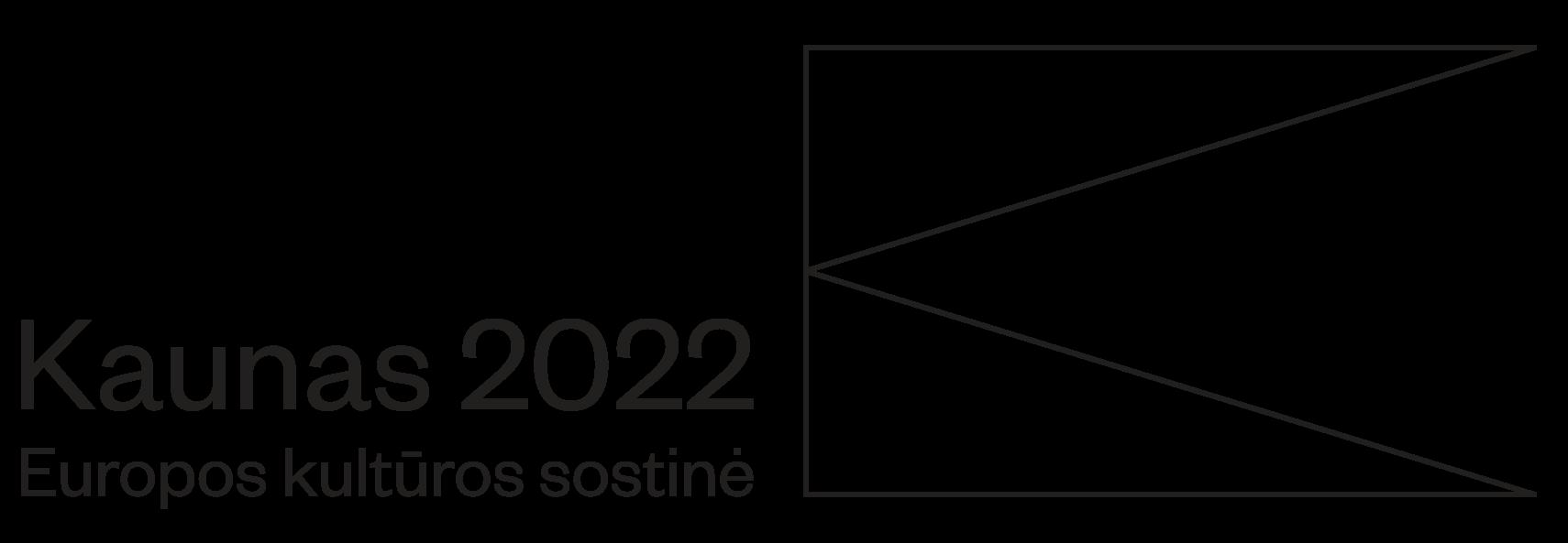 Kaunas 2022 logo